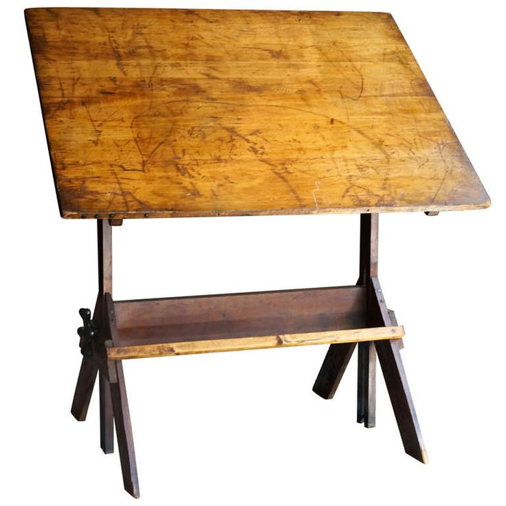 Top 25+ Best Industrial Drafting Tables Ideas On Pinterest