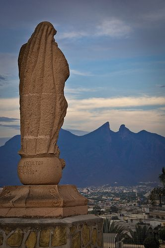Monterrey, Mexico such a beautiful picture..