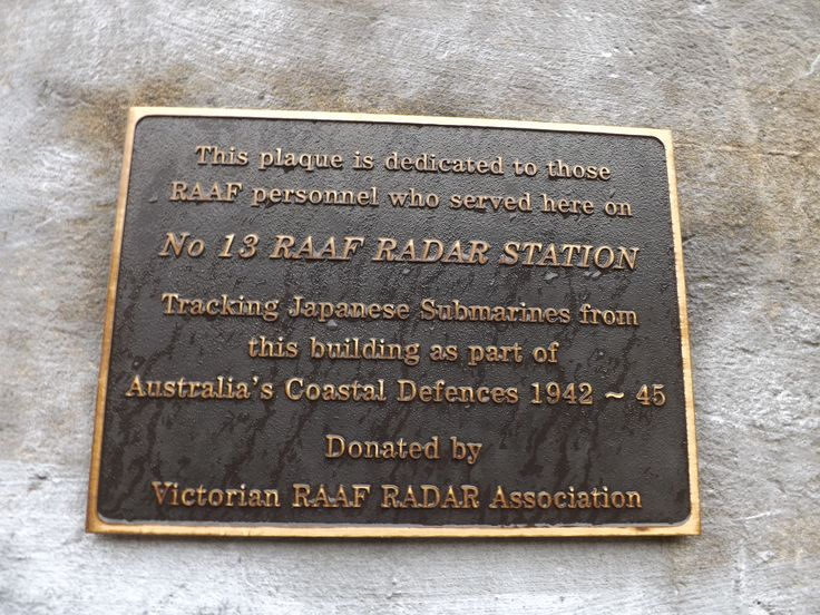 Cape Otway Lightstation: Radar Station