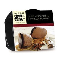 Duck, Vino Cotto and Star Anise Pate |  Maggie Beer