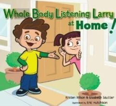 Book: Whole Body Listening Larry at Home [Paperback] - pinned by @PediaStaff – Please Visit  ht.ly/63sNt for all our pediatric therapy pins