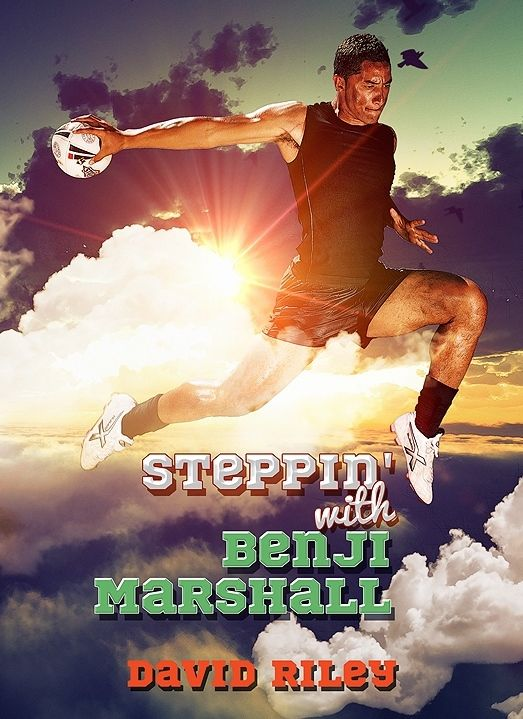 Steppin with Benji Marshall is the inspirational story of how a young man from a small town overcame huge odds to become one of the best rugby league players in the world! Learn how you can achieve your goals too, no matter what struggles you're facing. 80 pages (hard cover) 236mm x 158mm. Cost:$25