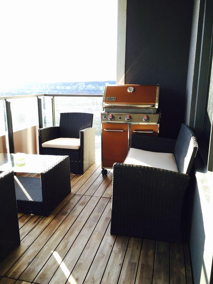 create a relaxing area.  www.decktogo.com