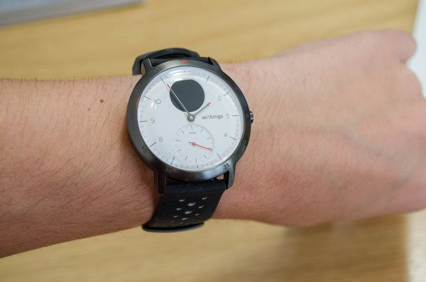 Withings Steel Hr Sport Review The Complete Hybrid Smartwatch Health And Fitness Apps Health Tech Gear Gifts