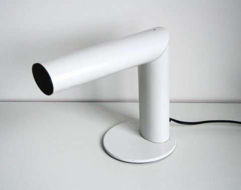 1970′s Raak Lamp / 1980′s Unknown Lamp. Via.