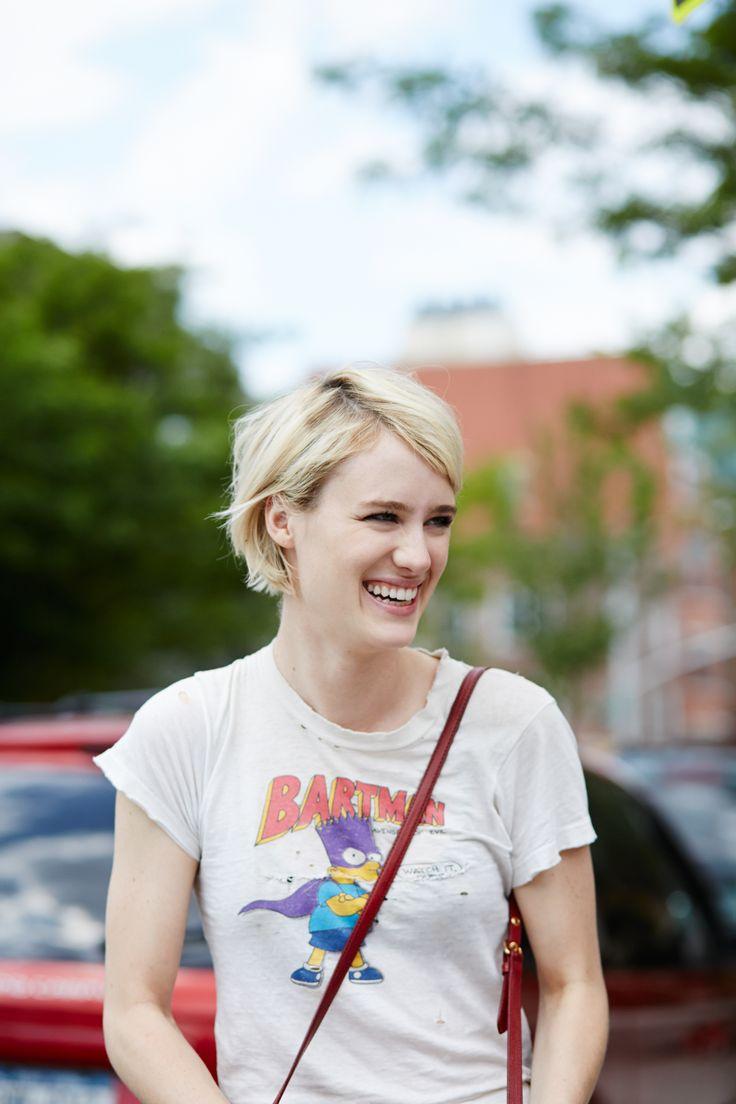 Rising Star Alert: Mackenzie Davis Takes Us Vintage Shopping, Talks Hair Tricks And Adam Driver