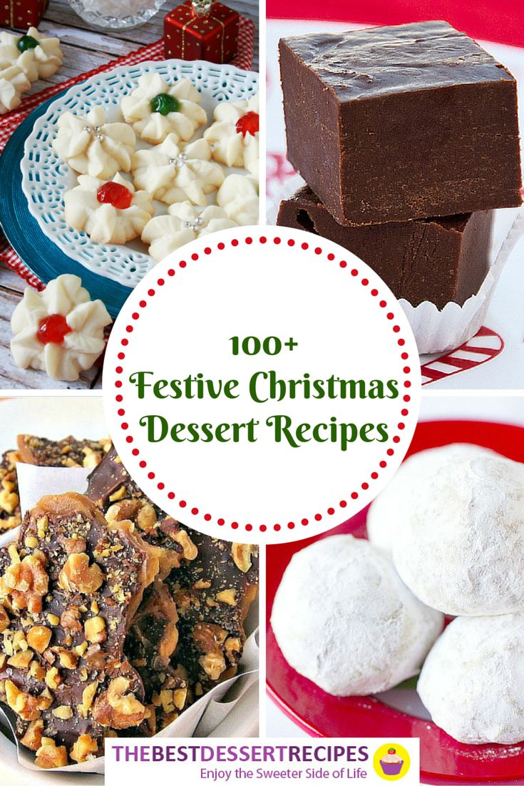 Desserts For Christmas. Desserts For Christmas. Photo. Desserts For ...