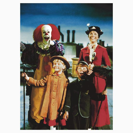 PENNYWISE IN MARY POPPINS