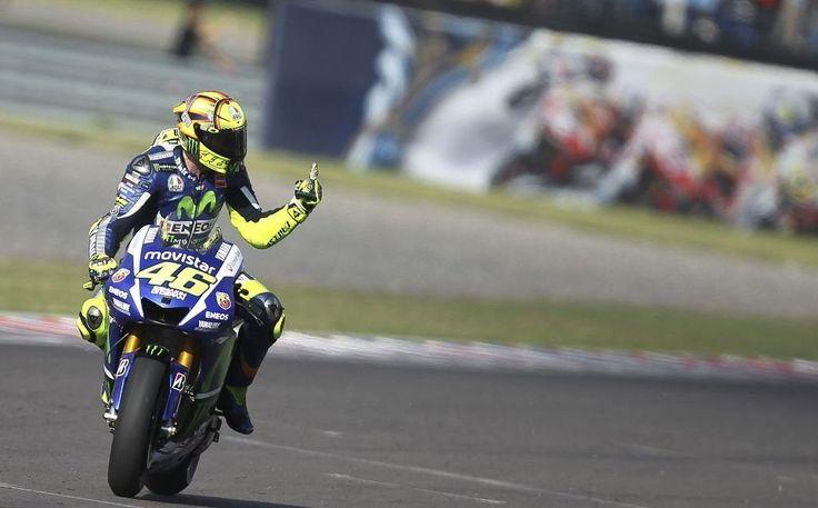 Valentino Rossi abandona MotoGP