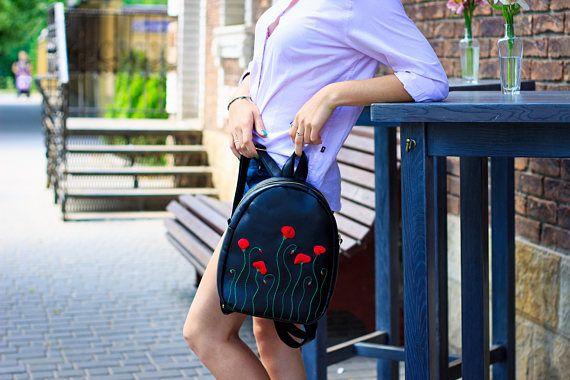 Backpack  Messenger bag  Travel Bag  Boho  Styl etno Hand