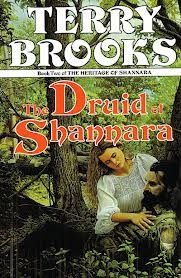 The Druid of Shannara Book #2 (The Second Shannara series The Heritage of Shannara) by Terry Brooks