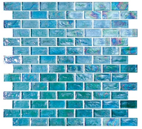 38 best images about reflections iridescent glass tile for International decor tiles