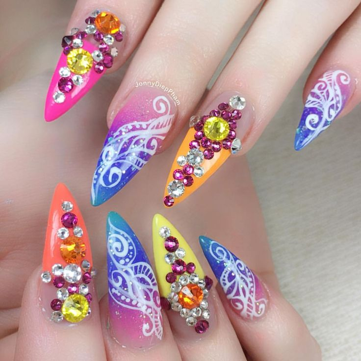 2638 best Beautiful nail designs images on Pinterest | Beautiful ...