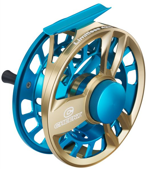 Musky Rig - Limitless 425 Fly Reel