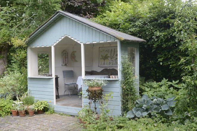 Small Garden Shed Lovely Small Garden House Playhouse