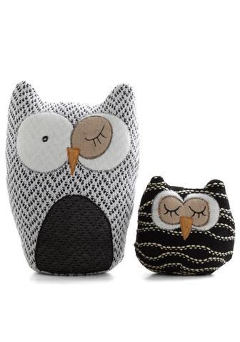 Famille hibou / Owl Plush