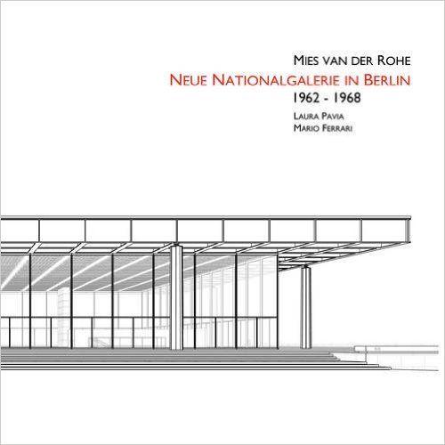 Mies Van Der Rohe's Neue Nationalgalerie in Berlin 1964-1965 International…
