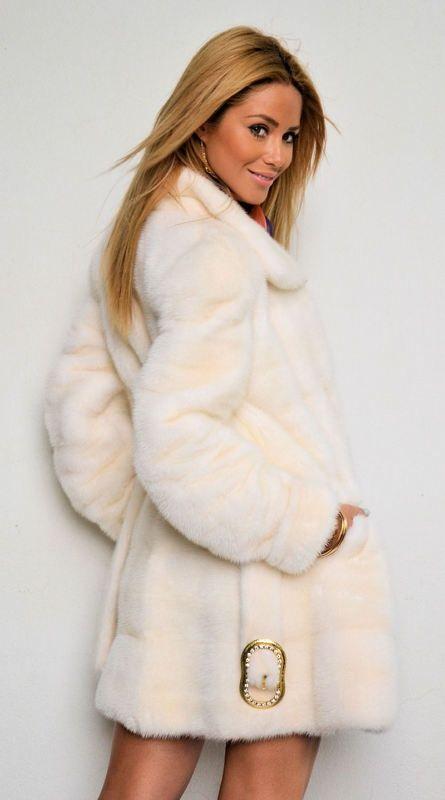 Modern coat - cute photo