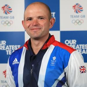 Alan Wills | Team GB ~ Archery