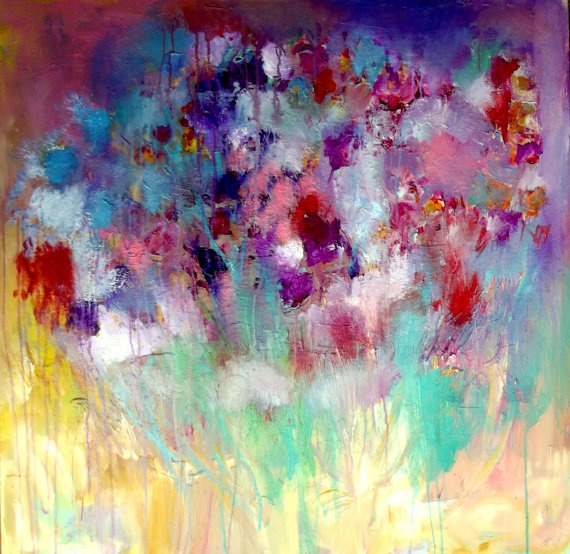 pick your own wildflowers by wendymcwilliams on Etsy, $350.00