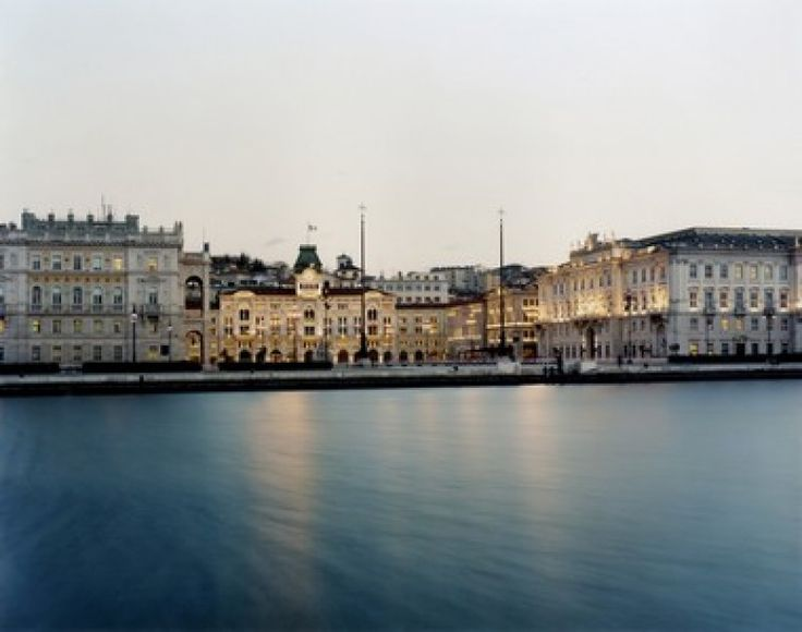 #trieste is the capital city of the Friuli Venezia Giulia region in northeast #Italy.