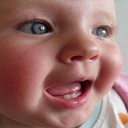 Babies can start teething from as early as 2/3 months old and even though teeth don't usually appear for a few months, the teething signs are...