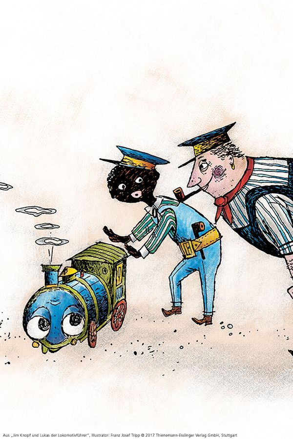 #jimknopf #lukas #lokomotivführer #emma #dampflok #ende #autor #ende #klassiker #kinderbuch #babyemma