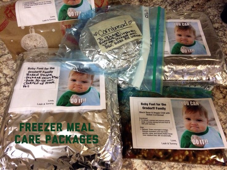5 Vegetarian Freezer Meals- Perfect for the new mom, busy weekday, get well soon, or sympathy visit. weshineforth.wordpress.com