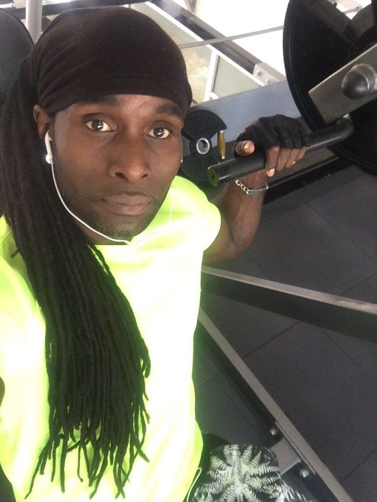 At the Gym!!!!