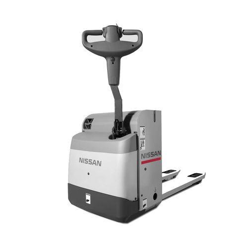 Transpalette électrique / à conducteur accompagnant / de manutention / pour entrepôts APX series Nissan Forklift