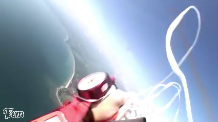 Friday Freakout: Skydiver Survives Terrifying Cutaway Entanglement