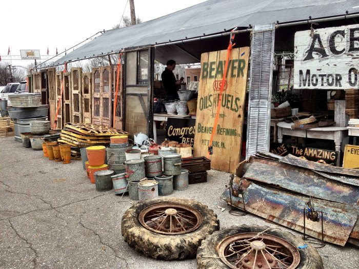5 Amazing Flea Markets In Nashville You Absolutely Have To Visit