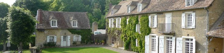 Maison des Chambres d'Hotes des Hautes Sources - Beautiful place to stay in Normandy