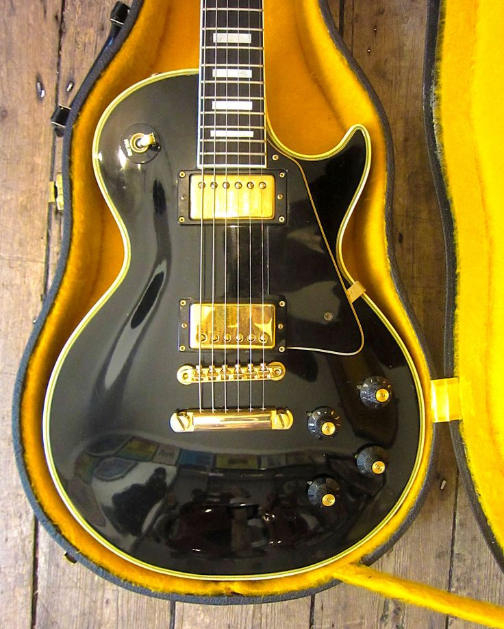 1969 Gibson Les Paul Custom