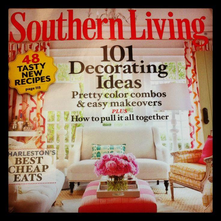 Wonderful Southern Living · Magazine CoversMagazine Subscription ...