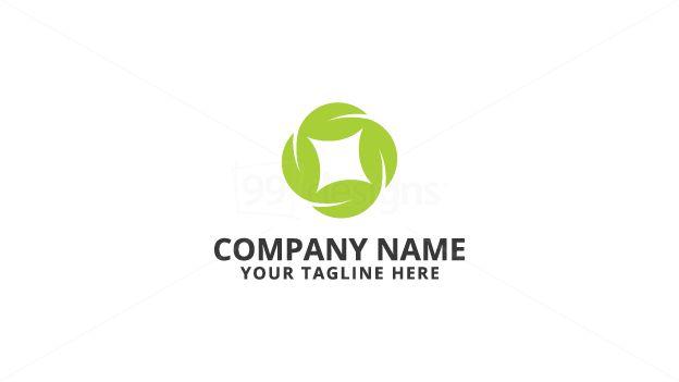 Green Circle Logo on 99designs Logo Store