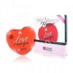 LoversPremium - Ogrzewające serduszko - Love