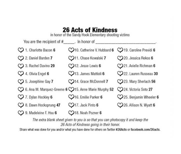 essays act kindness Long and short essay on kindness in english kindness essay 1 (200 words) kindness simply means being good to people around us it can be done by being polite to them, offering them emotional support, helping them financially, boosting their morale or by simply being supportive to them.