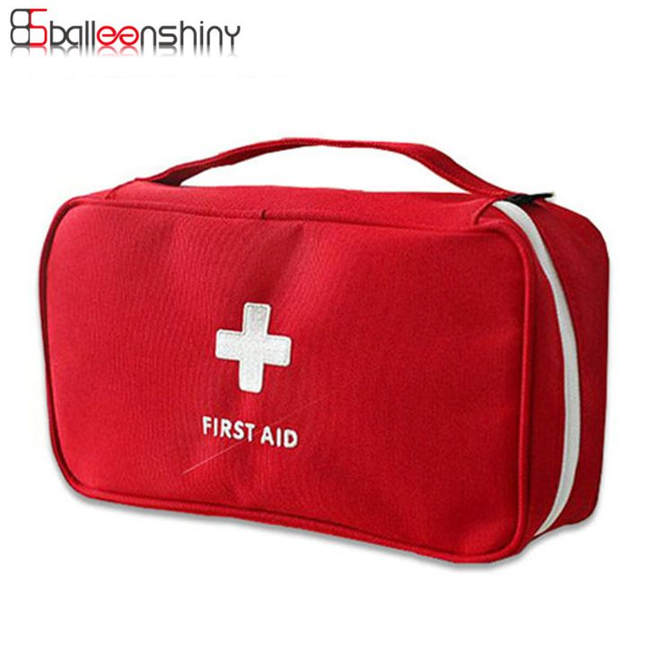 Portable First Aid Emergency Medical Kit Survival Bag Medicine Storage Bag For Travel Outdoor Sports Camping Home Medical Tools