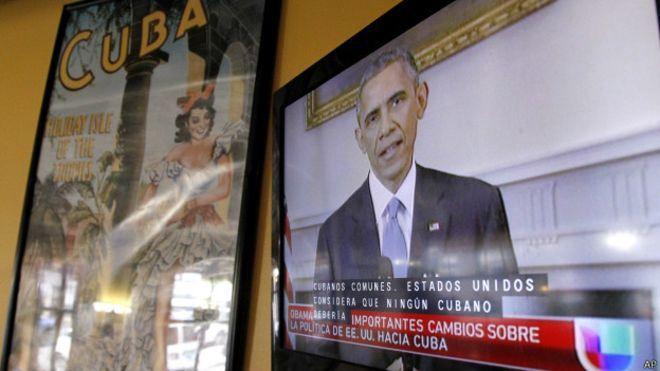 ¿Qué significa para Cuba que EE.UU. la saque de su lista de patrocinadores de terrorismo? - BBC Mundo