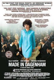 2010 Made in Dagenham Poster