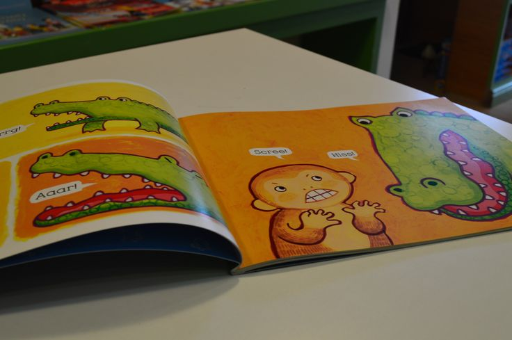 Kids Nook Reads: Momo and Snap are NOT Friends!