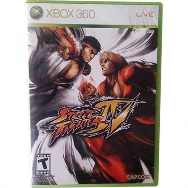 Juego Xbox360 Street Fighter 4 - Juegos de Consola - TV, Consolas y Juegos - Tecnología - Sensacional