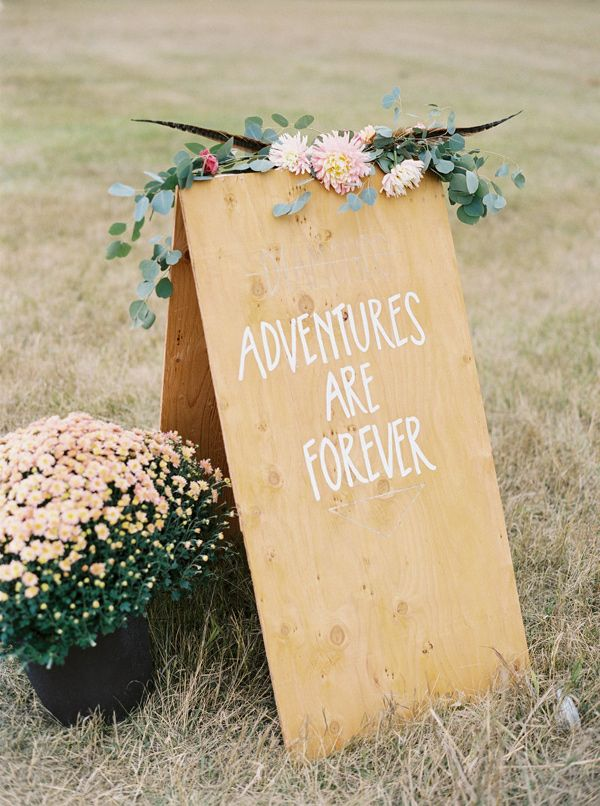 Wonderful Woodland Inspired Wedding Ideas