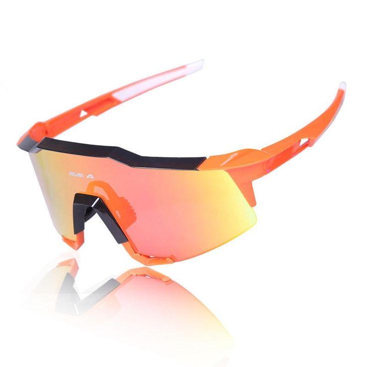 SAVA Cycling Glasses Professional Anti-Abrasion Bike Riding Sports Sunglasses Sportswear Bicycle Cycling Eyewear Glasses