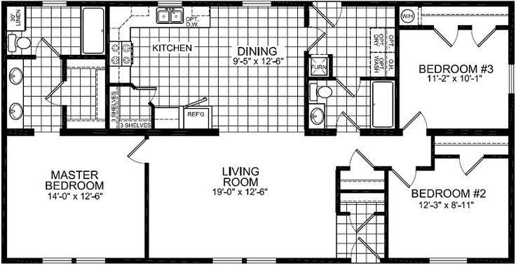 656 1 386 square feet bedrooms 3 bathrooms 2 c for Ensuite floor plans