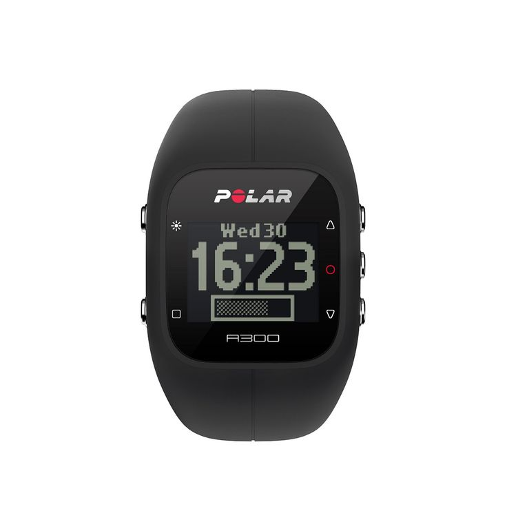 Polar A300 Heart Rate Activity Tracker with HR - Black: Amazon.co.uk: Sports & Outdoors