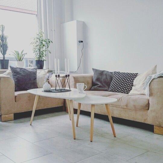 My nordic livingroom