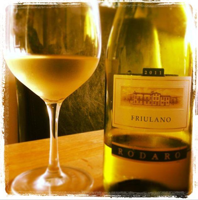 Tasting Paolo Rodaro Friulano 2011 - D'Agos Fine Wines