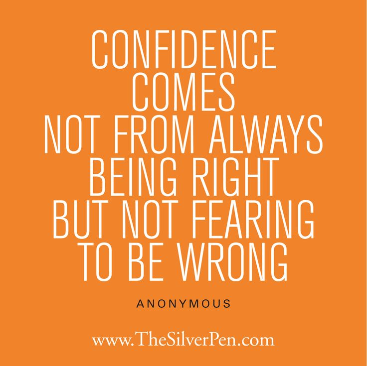 17+ Best Images About Confidence Quotes On Pinterest